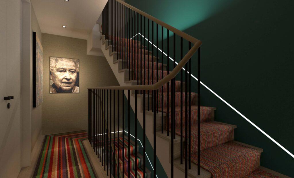 Interior design services Richmond CGI visuals