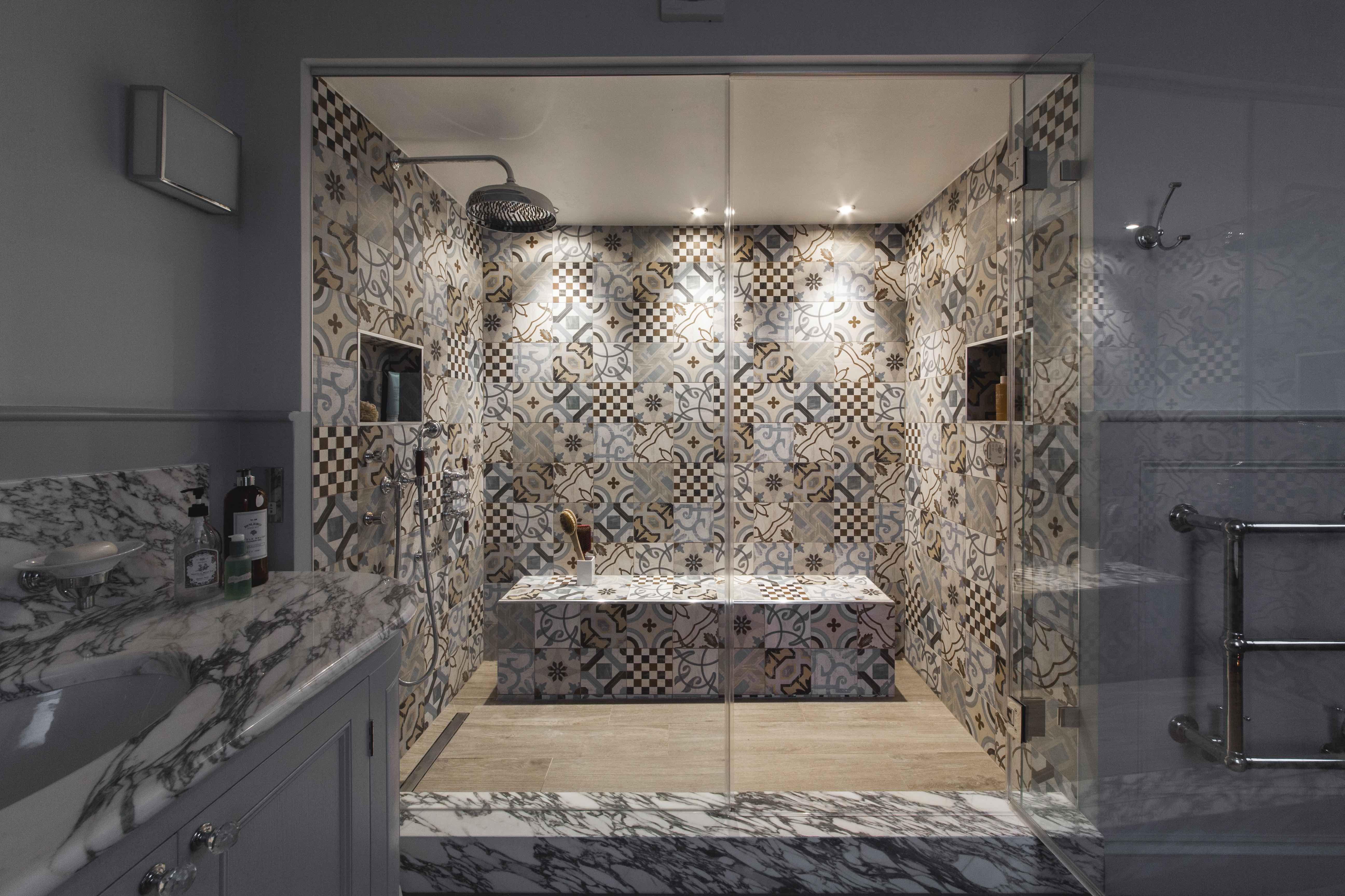 Bathroom Design Richmond Surrey Steam Shower