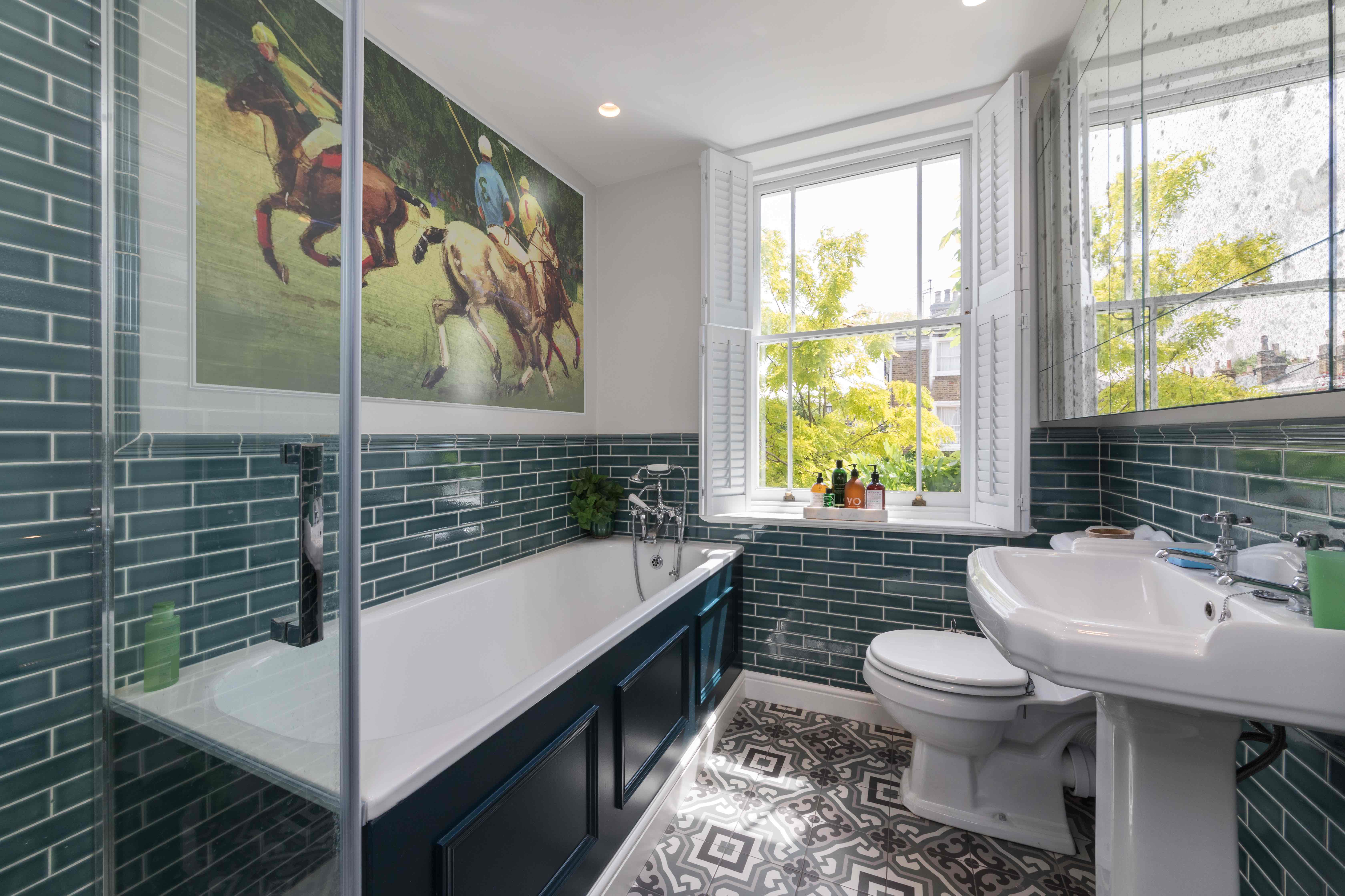 Bathroom Design Richmond Surrey Family Bathroom